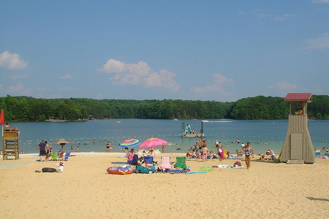 Smith Mountain Lake State Park Beach Flickr Photo Sharing