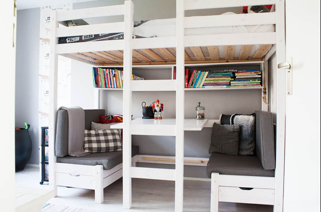 Awesome Mezzanine Chambre Adolescent Images - Awesome Interior ...