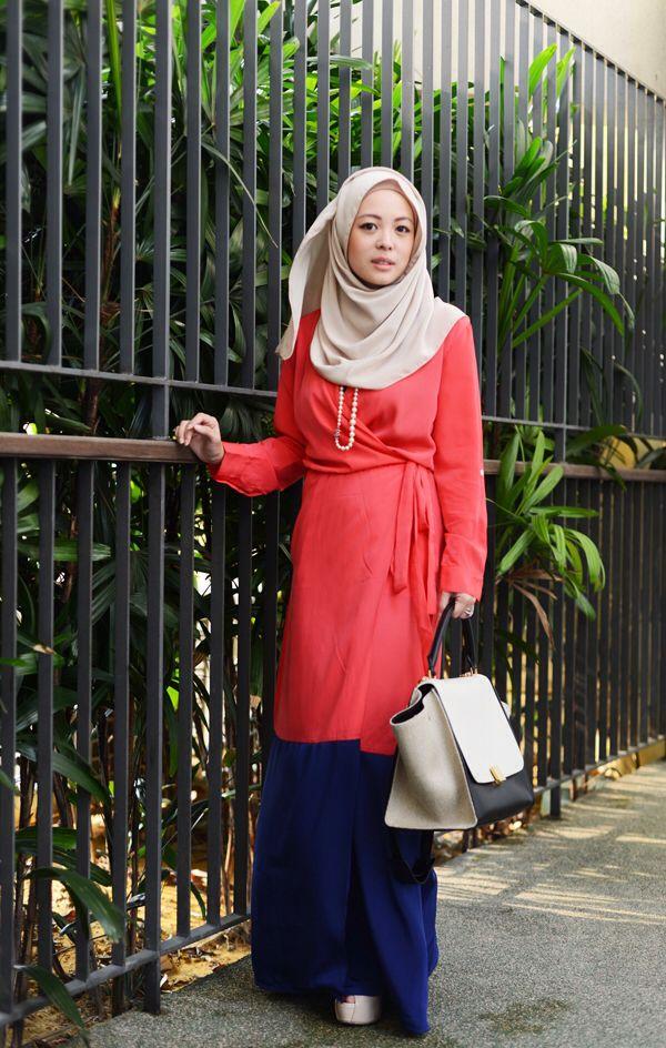 Vivy Yusof ♥ Muslimah fashion & hijab style   I hijab