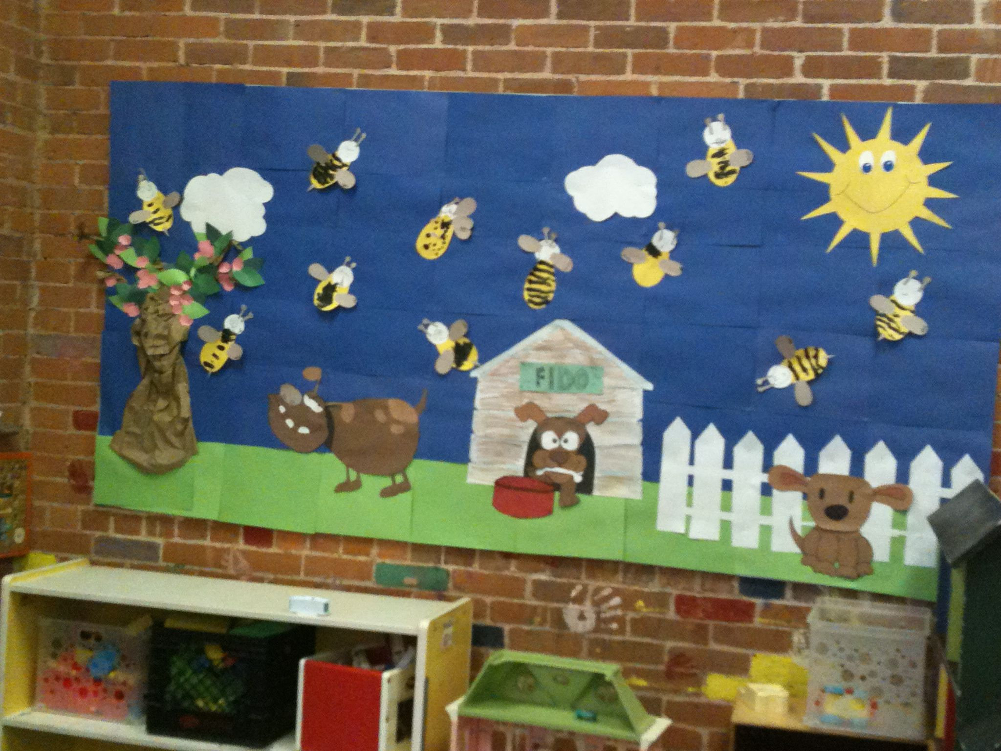 Pet Week Bulletin Board Decor Animal Theme Animals For Kids