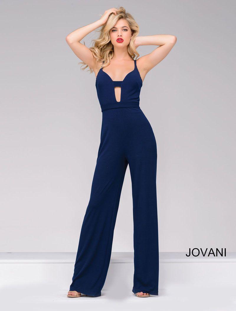 4e608e6b0068 Jovani 36223 Formal Pantsuit