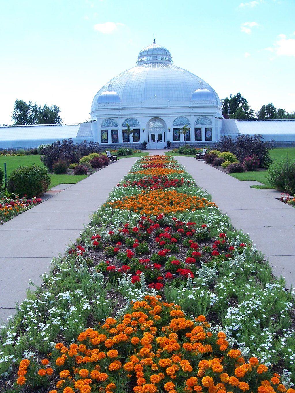 Buffalo And Erie County Botanical Gardens Ny Hours Address