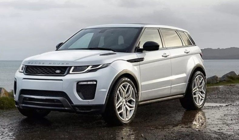 2019 Land Rover Evoque View Design, Engine, Release Date