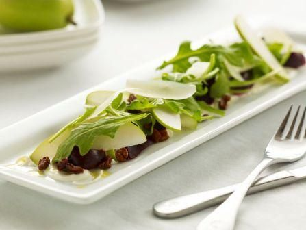 Rocket Beet And Pear Salad By Earls Restaurants Via Flickr Amazing