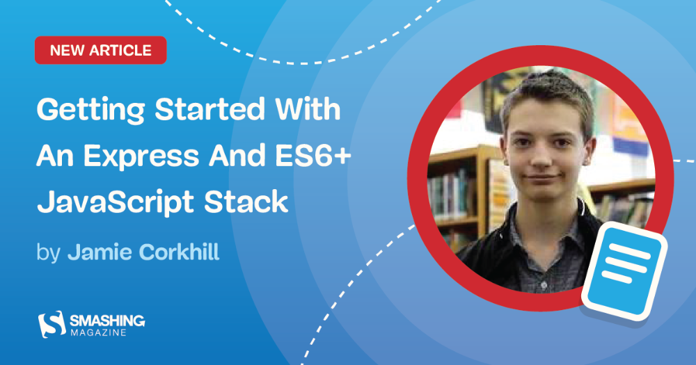 Getting Started With An Express And Es6 Javascript Stack