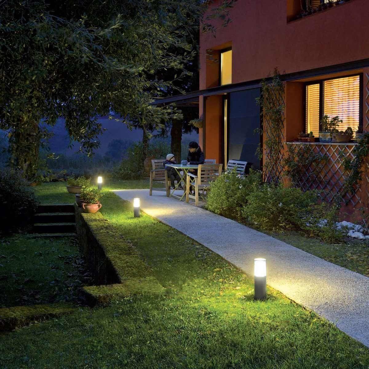 14 Outdoor Lighting Trends For 2018 Solar Lights Garden Outdoor Path Lighting Garden Path Lighting