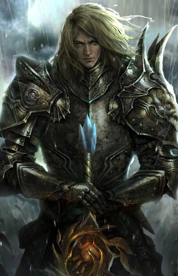 Fantasy warrior men - photo#45