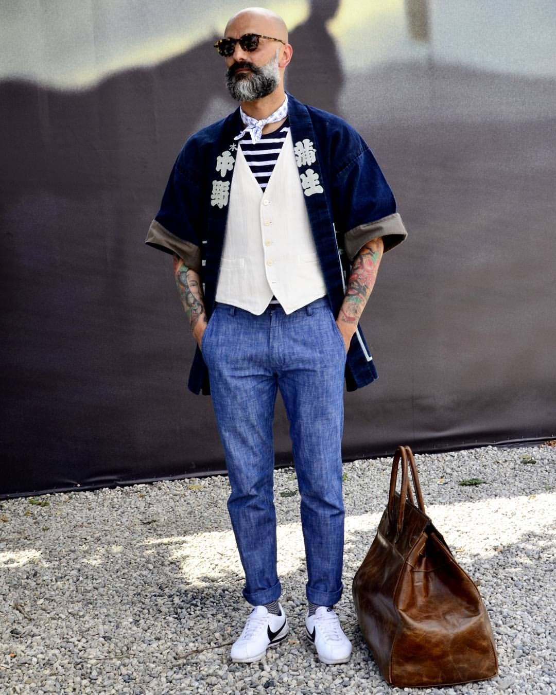 My reportage of Pittiuomo90 Charleyph x @gentlemen_wear_daily