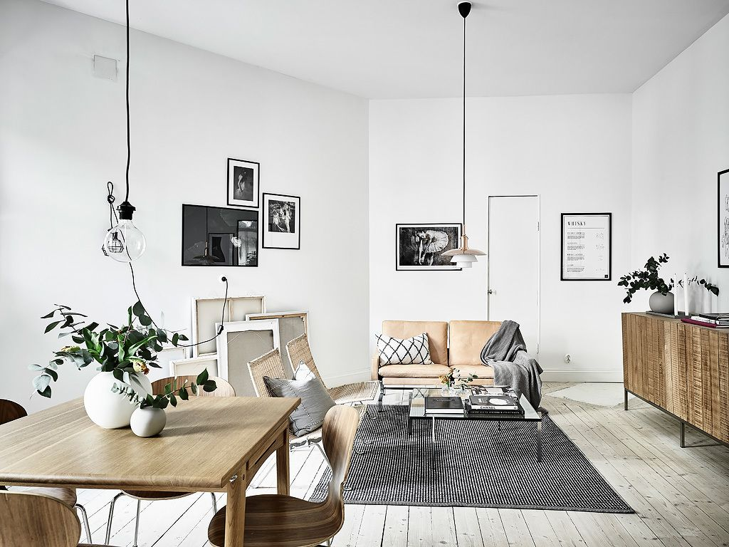 14) Tumblr | ~living room~ | Pinterest | Scandinavian interior ...