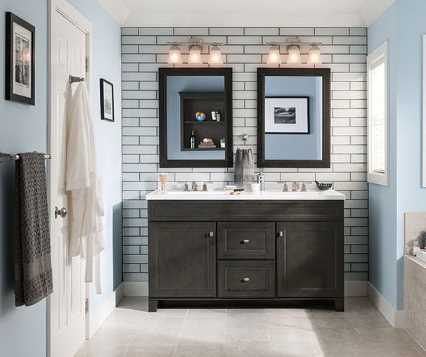 Gray Bathroom Cabinetry Ideas And Inspiration At Value Prices Be Inspired By These Cabinet Designs As You Plan For Your Home Remodel