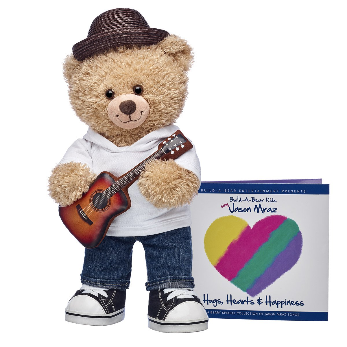 Teddy Bear Cute Cuddly Gift Present Birthday Valentine I LOVE BROOKE NEW