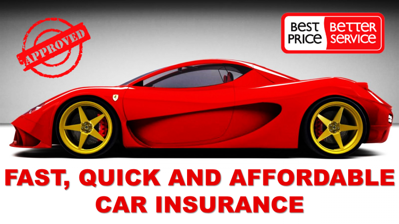 Get Car Insurance Quote Quick And Fast With Affordable Rates