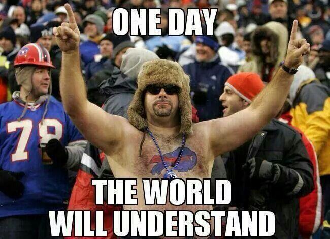 Yes, yes they will! | Football | Buffalo bills memes ...