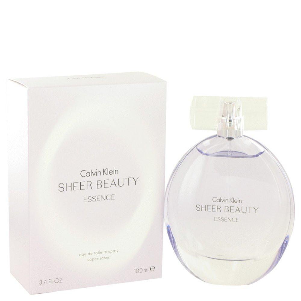 Sheer Beauty Essence By Calvin Klein Eau De Toilette Spray 3 4 Oz Beauty Essence Calvin Klein Sheer Beauty Sheer Beauty
