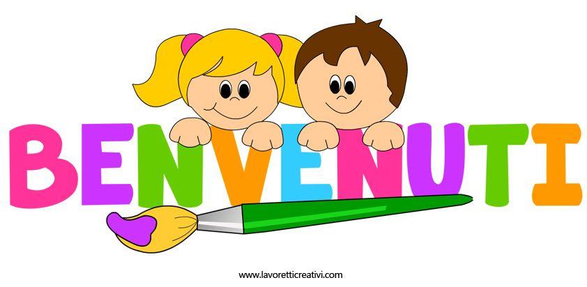 Idee accoglienza scuola cartello benvenuti una scuola for Idee per cartelloni scuola infanzia