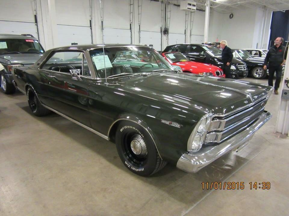 Ivy Green Litre Ford Galaxie Pinterest Ford Ford