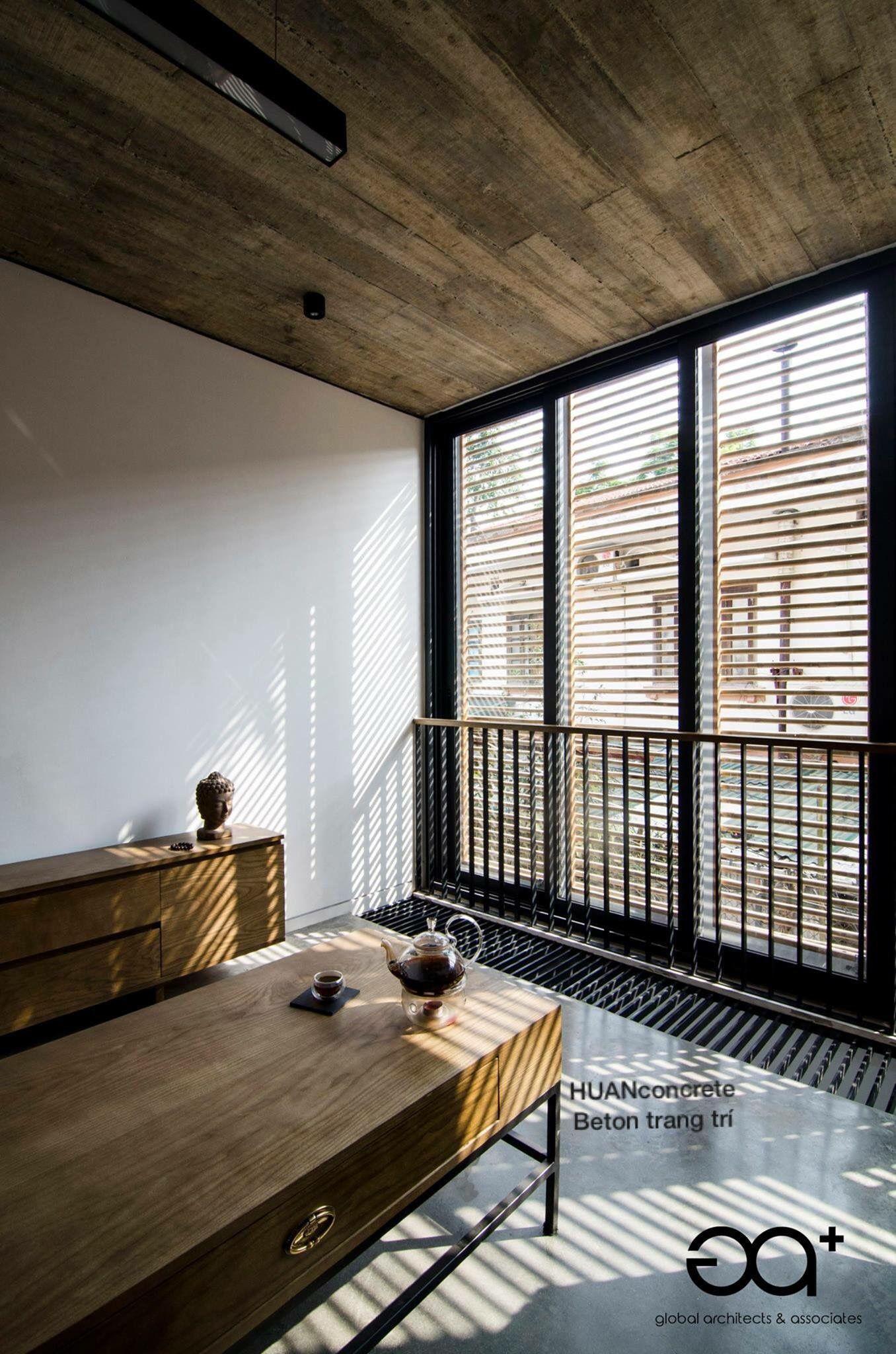 galeria de nha than thien global architect associates 4