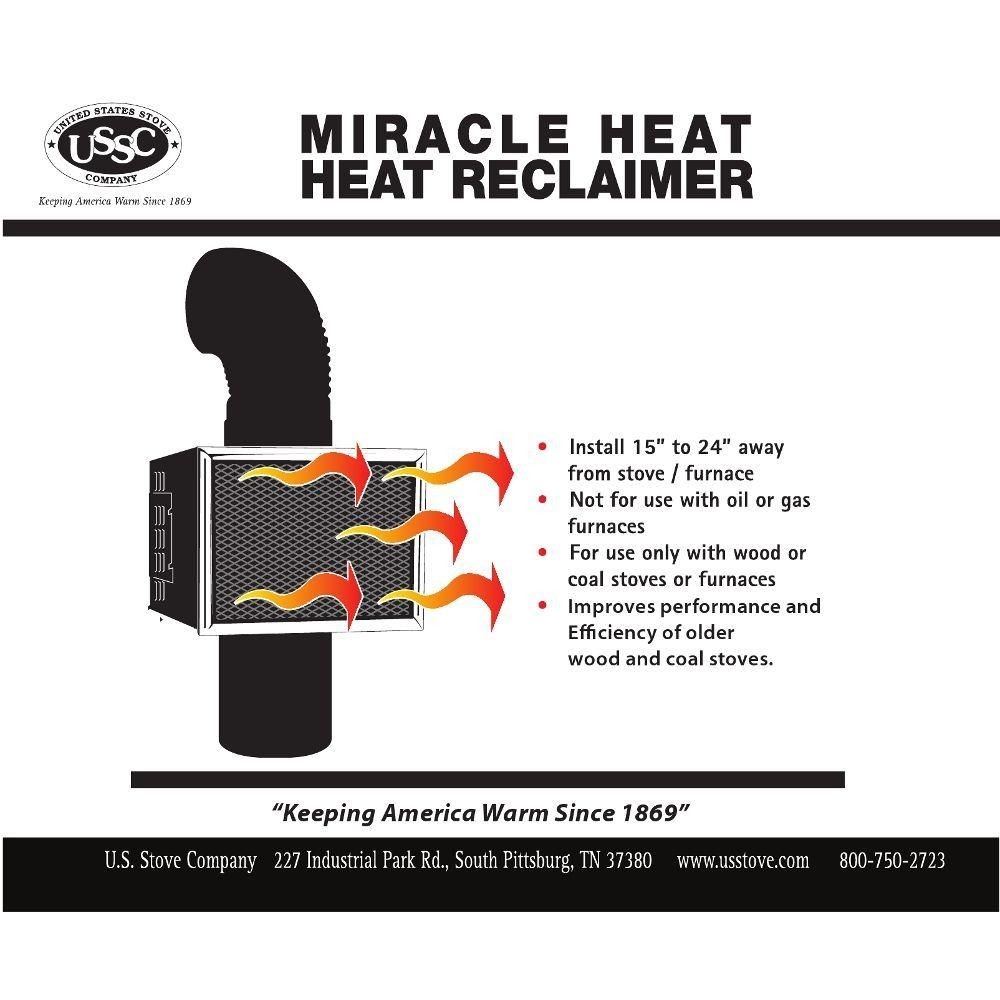 Miracle Heat Blower | Stove, Coal stove and Steel