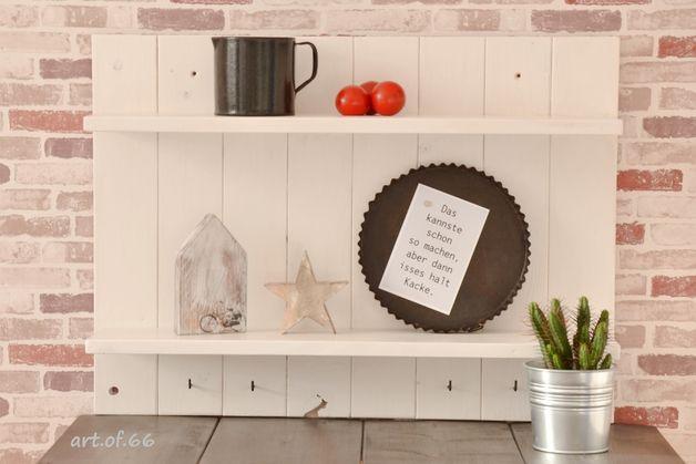 Pin von Stefanie auf küche | Regal, Wandregal, Regal display