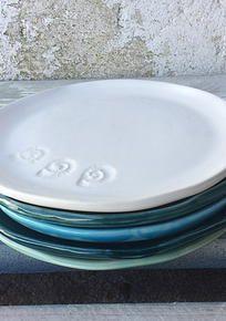 handmade ceramic dinnerware Portugal