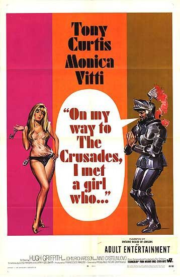 Download On My Way to the Crusades, I Met a Girl Who... Full-Movie Free
