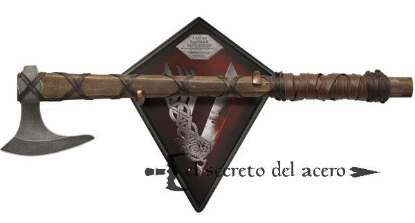 Hacha de Ragnar Lothbrok Vikingos