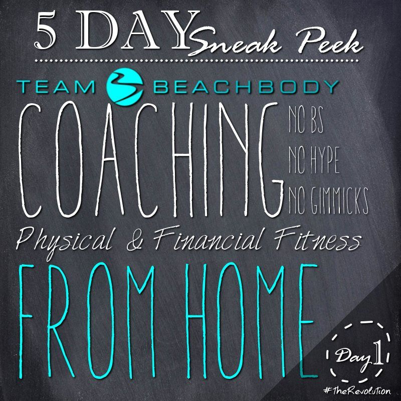 NEW 5 Day coaching NO BS sneak peek group KICKED off day ...