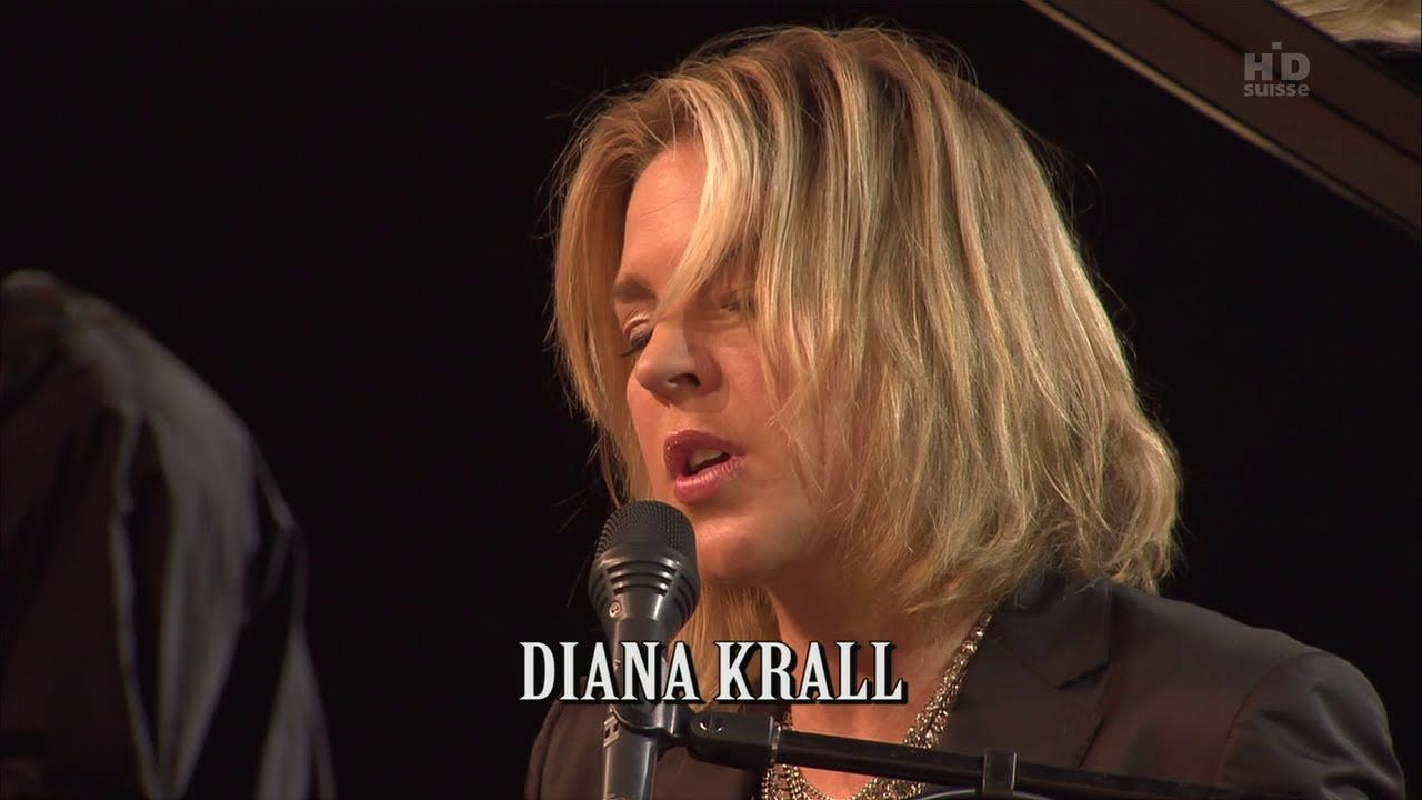 Diana Krall Live FULL CONCERT Au Festival De Jazz Montreux KOMPLETE KRALL KONCERT