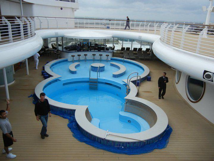 Disney Dream Part 9 - The Pools