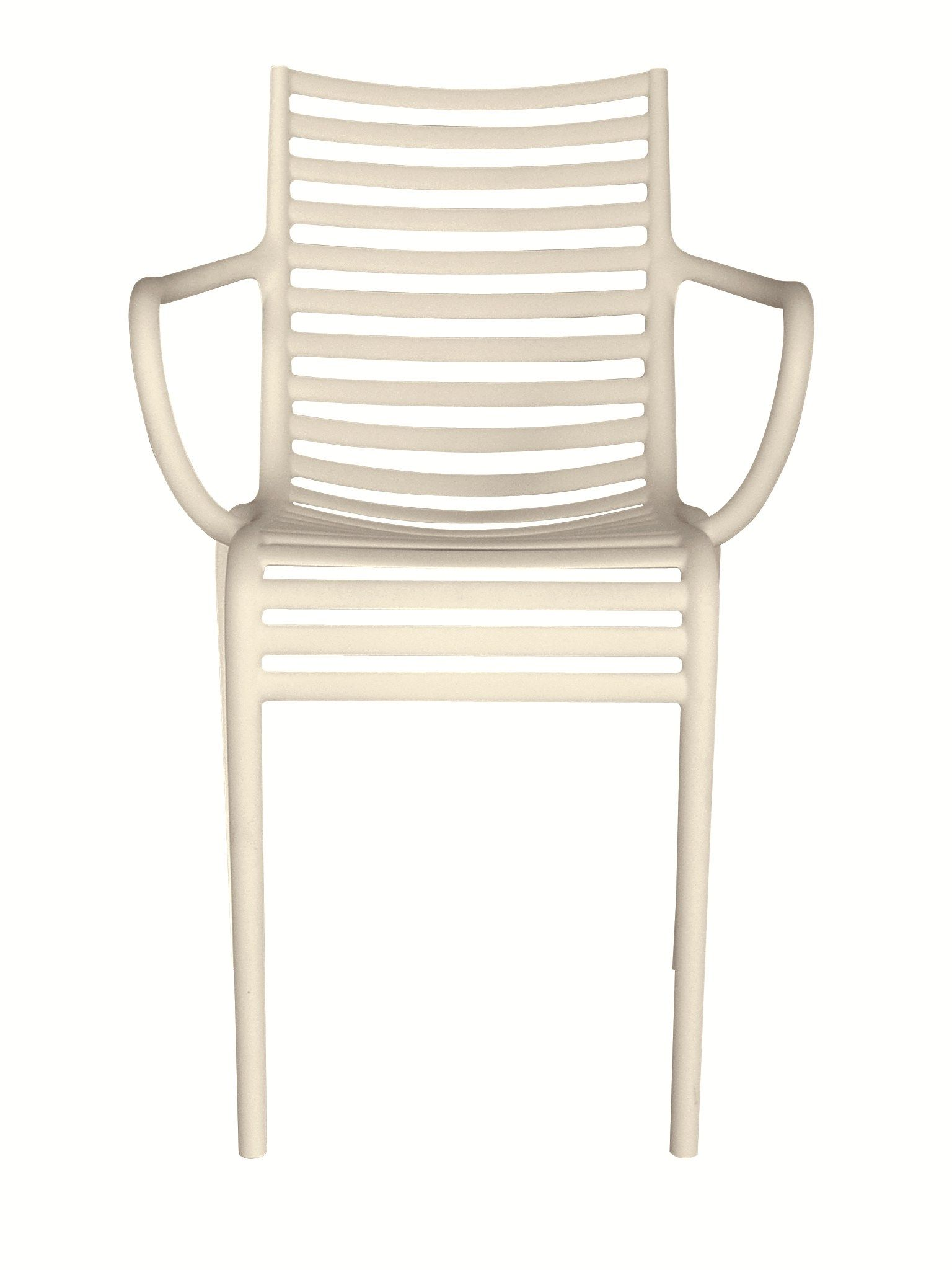 Chaise avec accoudoirs PIP–e by Driade design Philippe Starck, Eugeni Quitllet