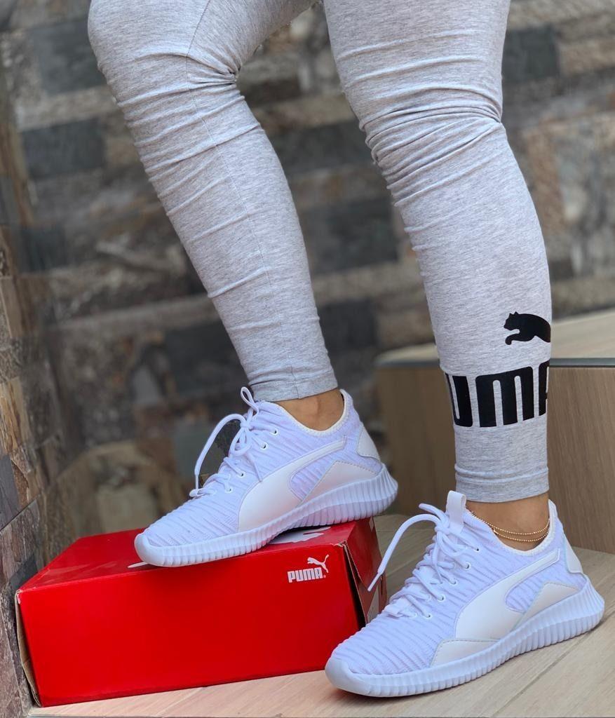 care of puma mujer zapatillas