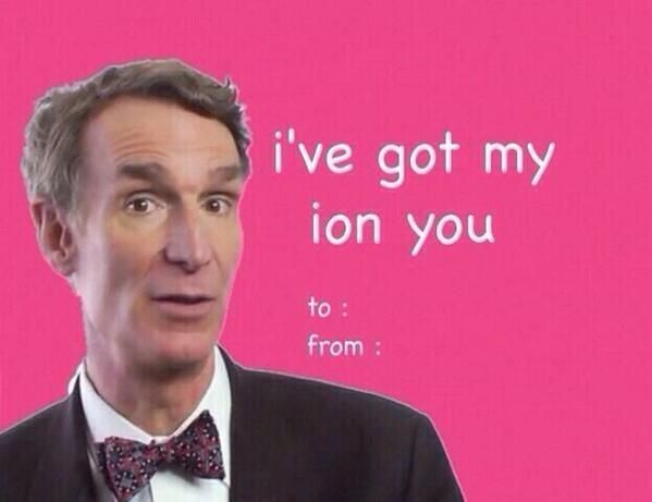Bill Nye Valentine Ecard Bro Do You Even Science Pinterest