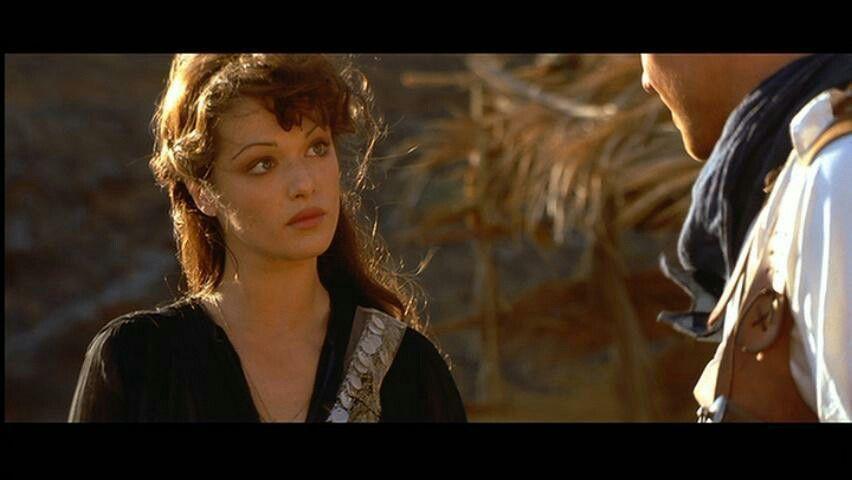 The Mummy Evelyn Carnahan