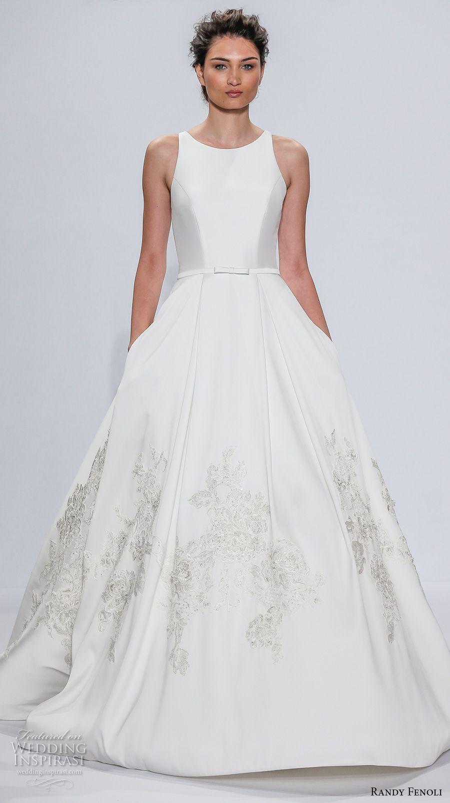 Randy Fenoli Bridal Spring 2018 Wedding Dresses New York Bridal