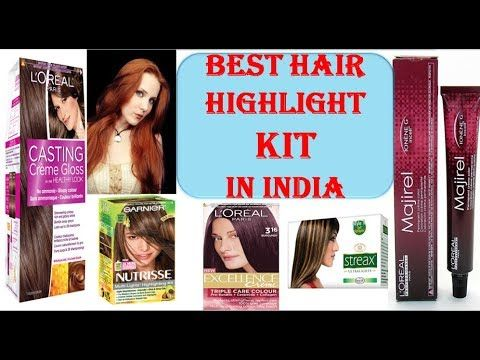 Top 8 Best Hair Highlight Kit In India With Price You