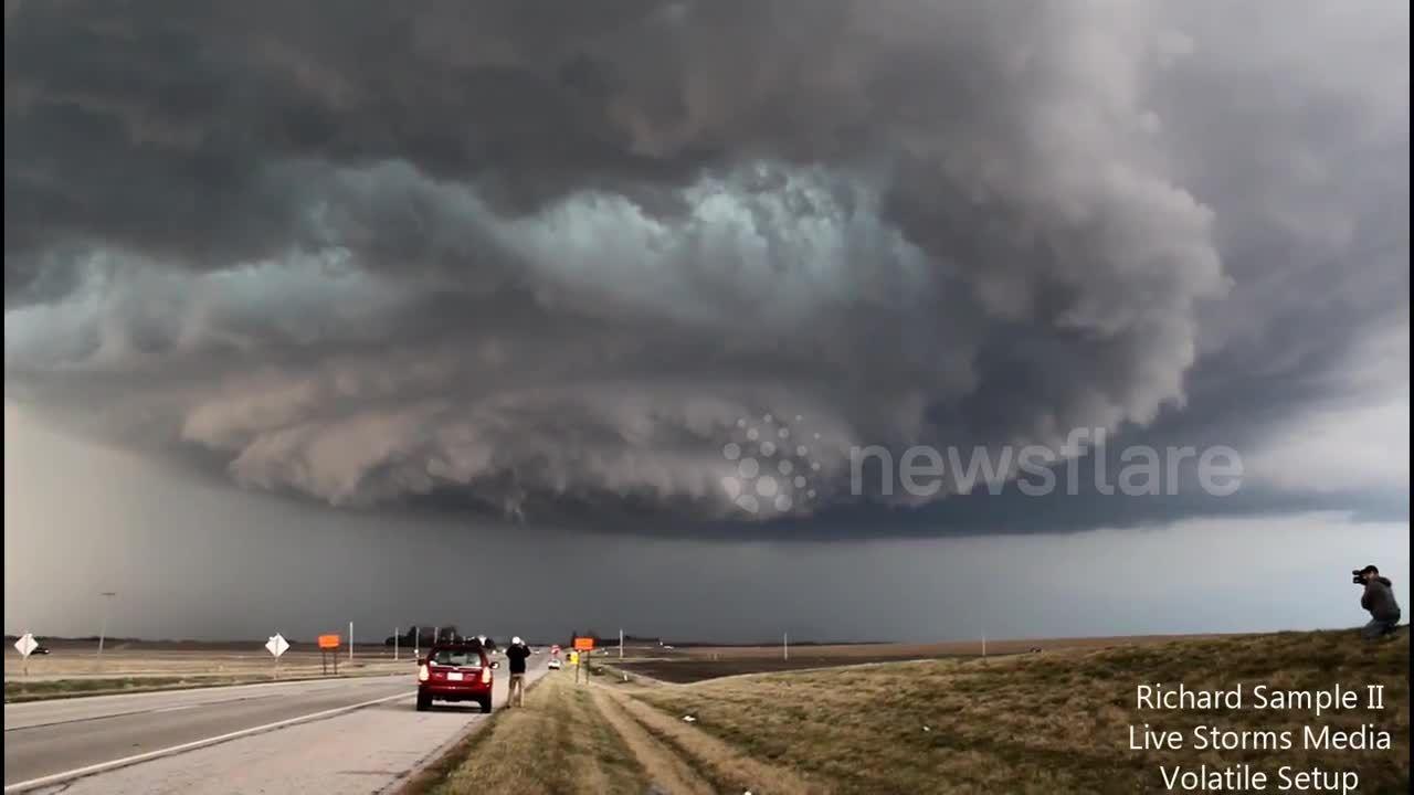Storm Clouds Tornado | www.pixshark.com - Images Galleries ...