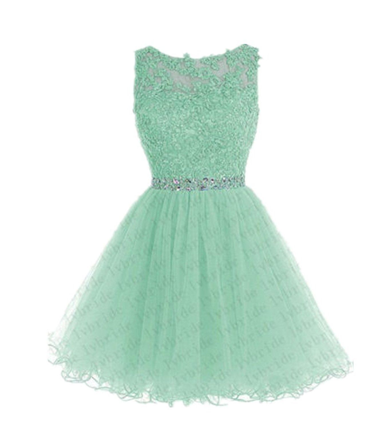 Drasawee short tulle evening cocktail ball gowns prom dresses for