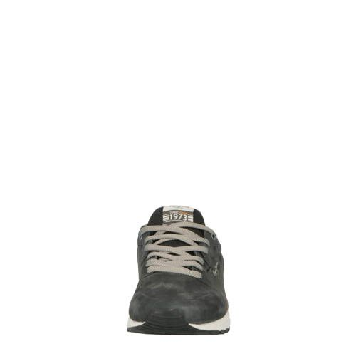 Pepe Jeans Tinker Pro Racer suède sneakers grijs | Products