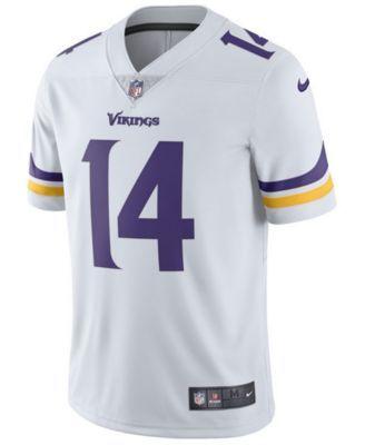 best website 4dd3c 75d9c Nike Men's Stefon Diggs Minnesota Vikings Vapor Untouchable ...
