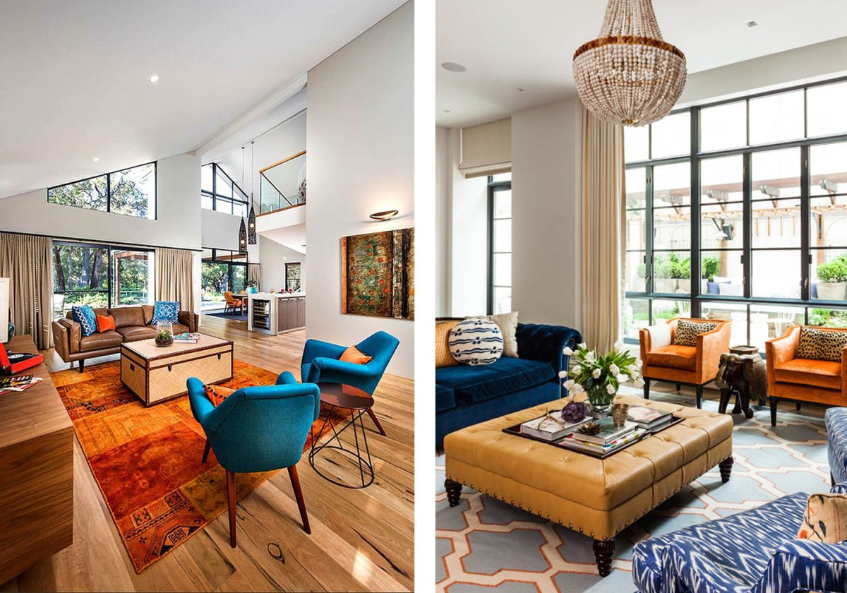Strange 9 Unexpected Color Combos That Look Surprisingly Good Machost Co Dining Chair Design Ideas Machostcouk