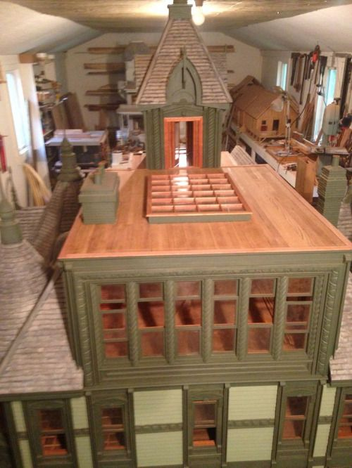 Gothic Dollhouse Tumblr Dollhouse Complete Miniatures Tutorials