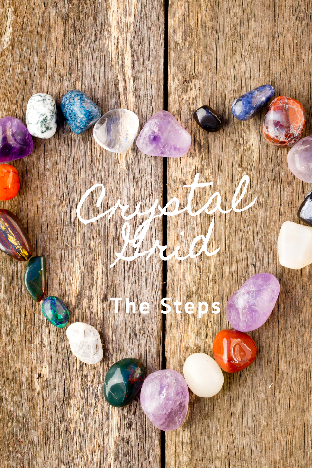 Crystal Grid ~ 8 Easy Steps to set up your grid in 2020 ...