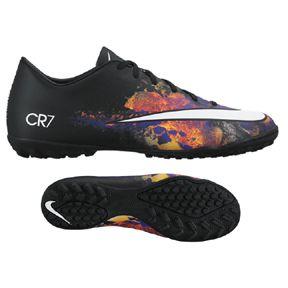 2eeea3dc102 Nike CR7 Mercurial Victory V Turf Soccer Shoes (Savage Beauty ...