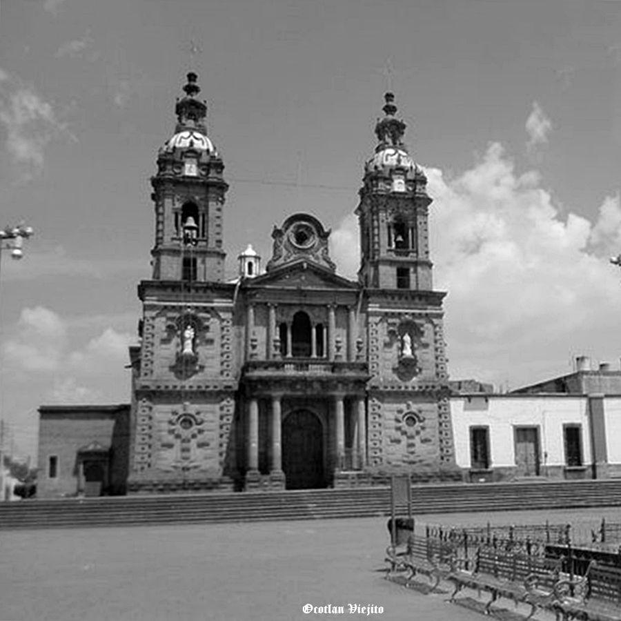Templo de Ocotlan Jalisco Mexico