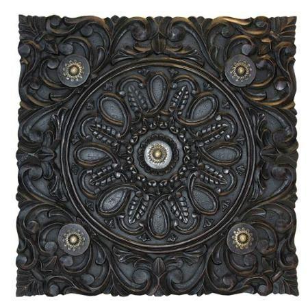 Image result for wood carved medallions
