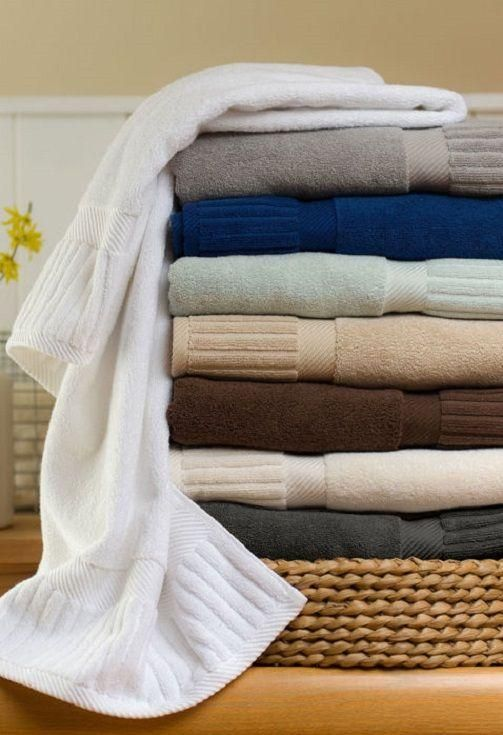 These Optimum Towels Are Sumptuously Soft And Made In Turkey From