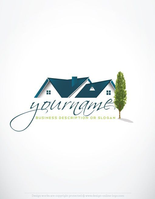 Exclusive design real estate house logo compatible free business exclusive design real estate house logo compatible free business card realestatebusiness reheart Image collections