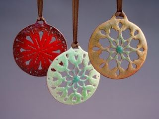 Cape Fear Metalsmiths: Mandala Pendant Class