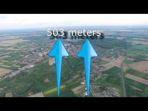 DJI Phantom 4 - MAX Height - YouTube | drone