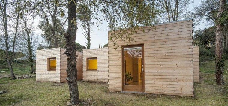 Casas peque as con encanto 38 modelos que enamoran mi - Casas de madera pequenas y baratas ...